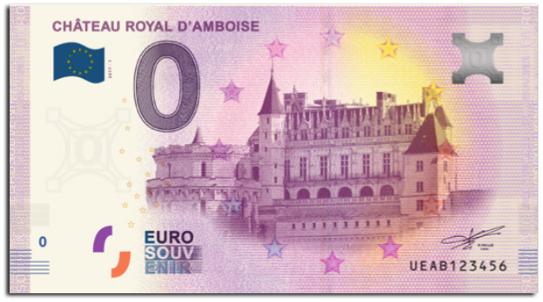 Note for Château Royal D'Amboise