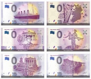Set of 6 Notes