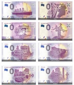Collection of 8 Notes